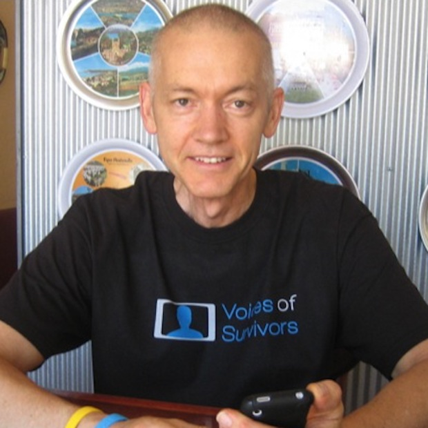 Cancer Voices Founder